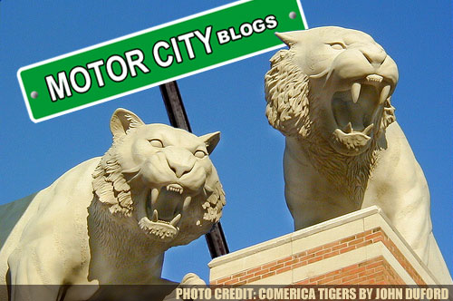 Motor City Blogs & Comerica Tigers
