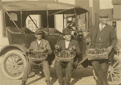 Boyne City Mushroom Festival historical photo