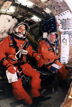 Michigan Astronaut Jerry Linenger