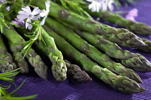 Beauty, courtesy Michigan Asparagus Board