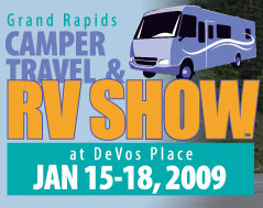 Grand Rapids Camper, Travel & RV Show