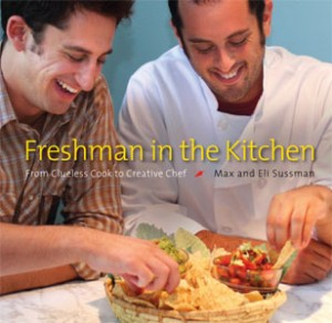 freshmen in the kitchen cookbook