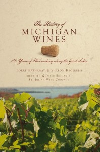 The History of Michigan Wines Book Cover