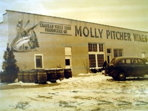 molly pitcher wines