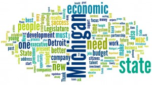 governor rick snyder state of the state wordle