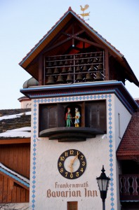 The Bavarian inspired Inn is focusing on buying within the state