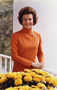 Betty Ford White House Portrait