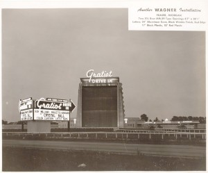 Gratiot Drive-In Theater, Roseville, MI