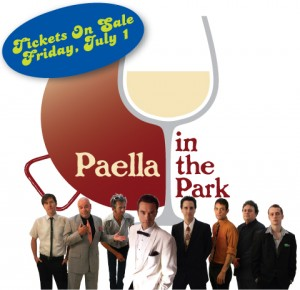 paella in the park
