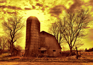 Old Barn by big_cat7575